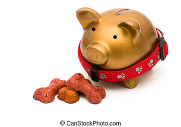 Costs of dog food