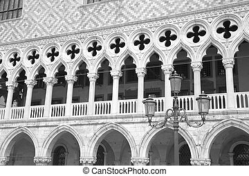 Doge's Palace on San Marco square