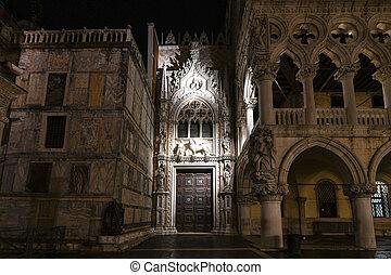 Doge's Palace - Venice, Italy