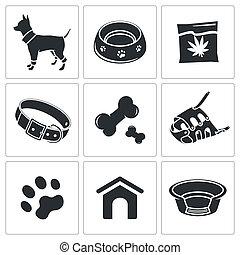 doggy-ikon, sammlung