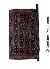 Dogon African door