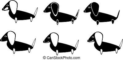 Dogs a set