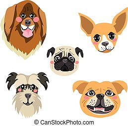 Dogs Avatar Collection