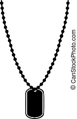 Dogtag chain