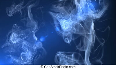 dohányzik