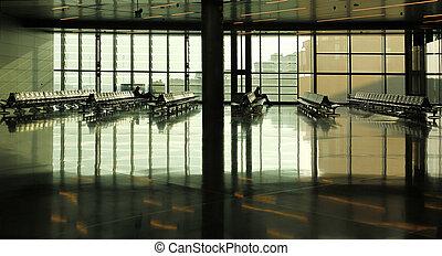 doha, aeropuerto, internacional