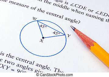 Doing some grade school Math with a pencil