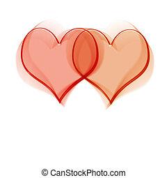 dois corações