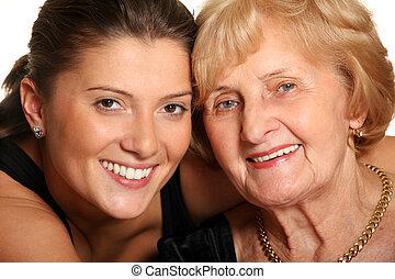 dois, gerações