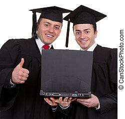dois graduados