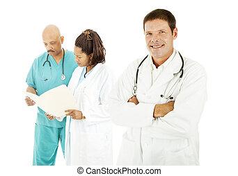 doktor, andersartigkeit