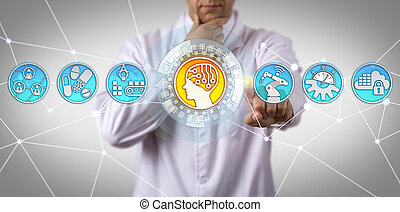 doktor, i, videnskab, initiating, ai, ind, fremstilling
