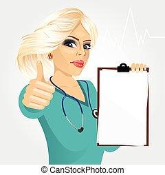 doktor, medizinprodukt, krankenschwester, healthcare