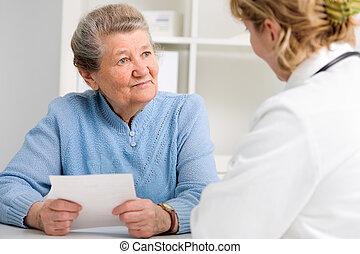 doktor patient