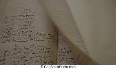 dokumentacja, mohammedan, książka