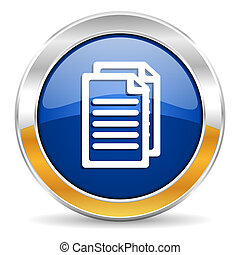 dokumentum, ikon