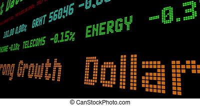 dolar, declines, jak, europejczyk, dane, wzrost