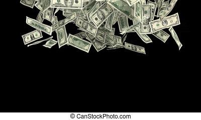 dolar, upadek