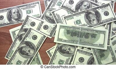 dolar, wiatr