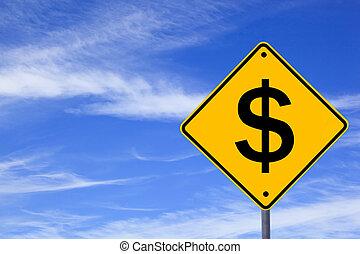 dolar znaczą