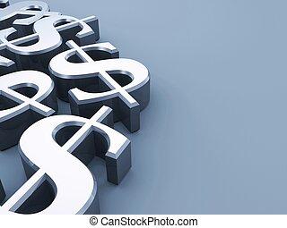 dolar znaczy
