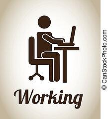 dolgozó