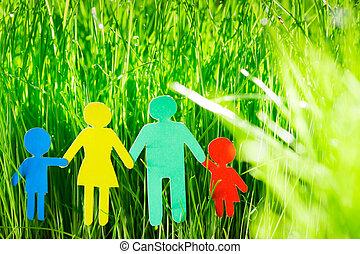 dolgozat, fű család