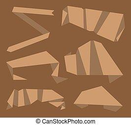 dolgozat, origami