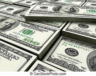 dollárok