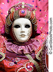 Doll at the carnival