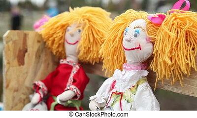 Doll on Shrove Tuesday