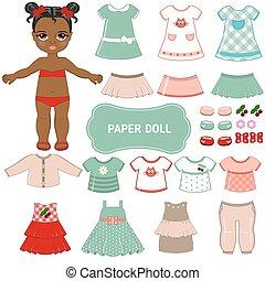 doll., papier