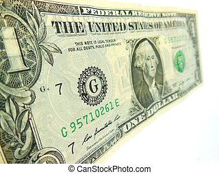 dollar américain bill