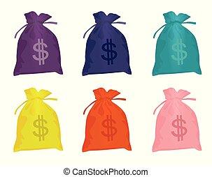 Dollar bags