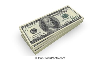 Dollar Banknotes  - Dollar Banknotes