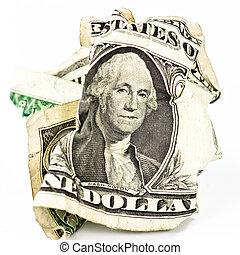 dollar, bankpapier