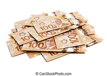 dollar, canadees