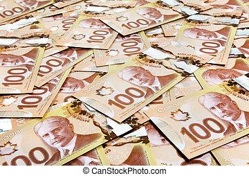 dollar, canadisk