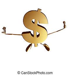 Dollar Character