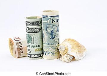 Dollar, Euro, Yen -- Allied Economies