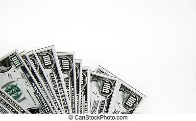dollar, geld