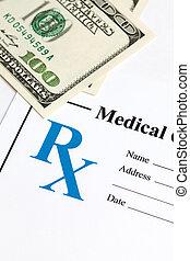 dollar, prescription