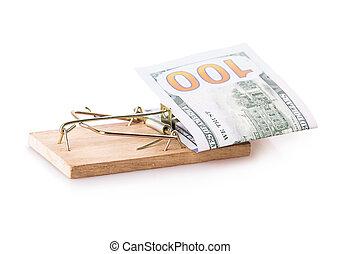 dollar trap