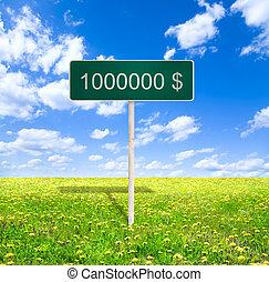 dollari, milione