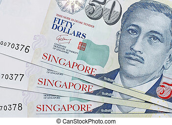 dollaro, singapore, banconota