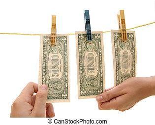 dollars, провод