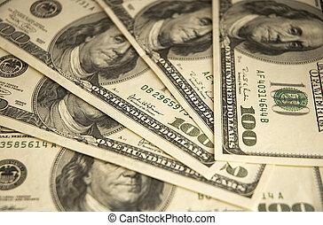 dollars - american bank notes