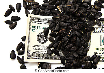 dollars in the black seeds