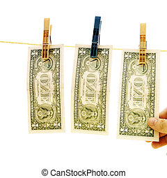 Dollars on the wire