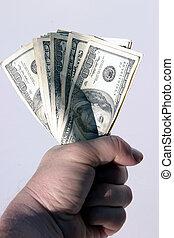 dollars#1, fistfull, nolla